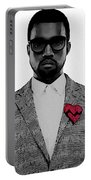 Kanye West  Portable Battery Charger