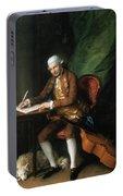 Karl Friedrich Abel (1725-1787) Portable Battery Charger