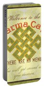 Karma Cafe Portable Battery Charger