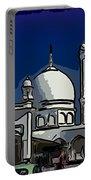 Kashmir Mosque 2 Portable Battery Charger