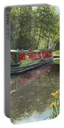 Kathleen May Chesterfield Canal Nottinghamshire Portable Battery Charger