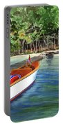 Kathy's Boat Portable Battery Charger