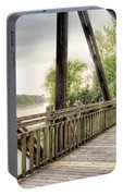 Katy Trail Near Easley Portable Battery Charger