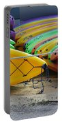 Kayaks Stacked Portable Battery Charger