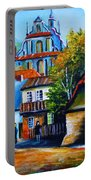 Kazimierz Dolny In Fall Portable Battery Charger