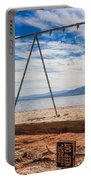 Keep Out No Playing Here Swing Set Playground Portable Battery Charger