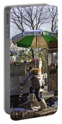 Keep Park Clean - Central Park - Nyc Portable Battery Charger
