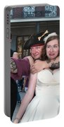 Keira's Destination Wedding - The Pirate Part Portable Battery Charger