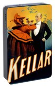Kellar Toasts The Devil Portable Battery Charger