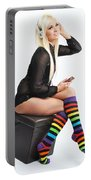 Kellie5 Portable Battery Charger
