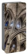 Ken Follets Cathedral No2 Portable Battery Charger