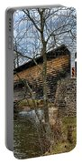 Kennedy Covered Bridge - Chester County Pa Portable Battery Charger