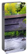 Kennedy Covered Bridge - Kimberton Pa. Portable Battery Charger