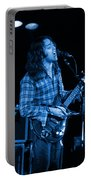 Kent #25 Crop 2 In Blue Portable Battery Charger