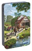 Kentish Farmer Portable Battery Charger