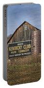 Kentucky Club Barn Portable Battery Charger