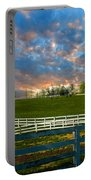 Kentucky Famous Horse Hotel Portable Battery Charger