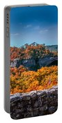 Kentucky - Natural Arch Scenic Area Portable Battery Charger
