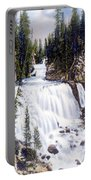 Kepler Cascades Yellowstone National Park Portable Battery Charger