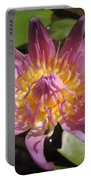 Kerala Flower Portable Battery Charger