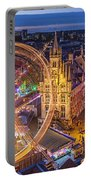Kermis In Gouda Portable Battery Charger