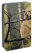 Spirit Bear Paintng Portable Battery Charger