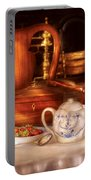 Kettle -  Have Some Tea - Chinese Tea Set Portable Battery Charger