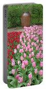 Keukenhof Gardens 1 Portable Battery Charger
