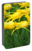 Keukenhof Gardens 13 Portable Battery Charger