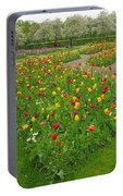 Keukenhof Gardens 29 Portable Battery Charger
