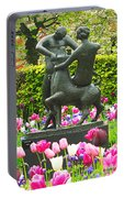 Keukenhof Gardens 30 Portable Battery Charger