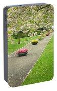 Keukenhof Gardens 32 Portable Battery Charger