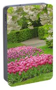 Keukenhof Gardens 35 Portable Battery Charger