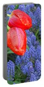 Keukenhof Gardens 4 Portable Battery Charger