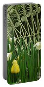 Keukenhof Gardens 45 Portable Battery Charger