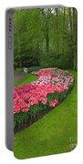 Keukenhof Gardens 51 Portable Battery Charger