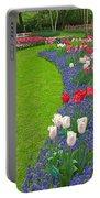 Keukenhof Gardens 52 Portable Battery Charger