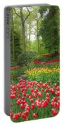 Keukenhof Gardens 53 Portable Battery Charger