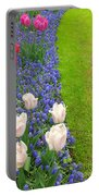 Keukenhof Gardens 55 Portable Battery Charger