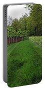 Keukenhof Gardens Panoramic 10 Portable Battery Charger