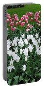Keukenhof Gardens Panoramic 9 Portable Battery Charger
