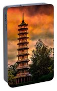 Kew Gardens Pagoda Portable Battery Charger