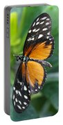 Key West Butterfly Conservatory - Monarch Danaus Plexippus 1 Portable Battery Charger