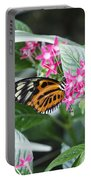 Key West Butterfly Conservatory - Monarch Danaus Plexippus 2 Portable Battery Charger