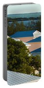 Key West Rooftops Portable Battery Charger