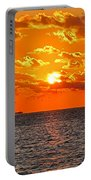 Key West Sunset 11 Portable Battery Charger