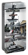 Key West Wharf Portable Battery Charger