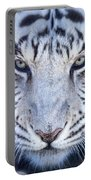 Khan The White Bengal Tiger Portable Battery Charger