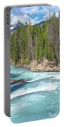 Kicking Horse River In Yoho Np-bc Portable Battery Charger
