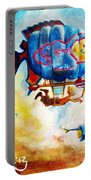 Kiddography Cover By Tom Kidd Portable Battery Charger